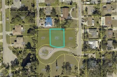 Bonita Springs Residential Lots & Land For Sale: 10011 Anthony Michael Cir