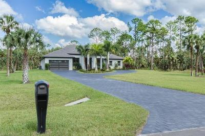 Marco Island, Naples Single Family Home For Sale: 3513 SW 7th Ave