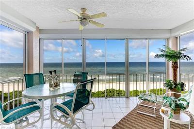 Bonita Springs Condo/Townhouse For Sale: 267 Barefoot Beach Blvd #505