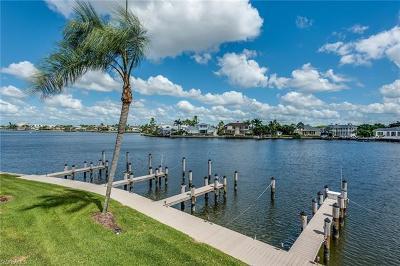 Condo/Townhouse For Sale: 3400 N Gulf Shore Blvd #M1