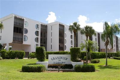 Marco Island Condo/Townhouse For Sale: 741 S Collier Blvd #502
