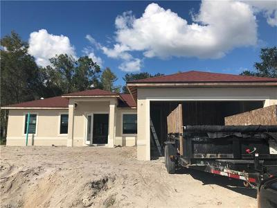 Marco Island, Naples Single Family Home For Sale: 3515 Randall Blvd
