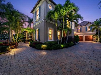 Marco Island, Naples Single Family Home For Sale: 1439 Hemingway Pl