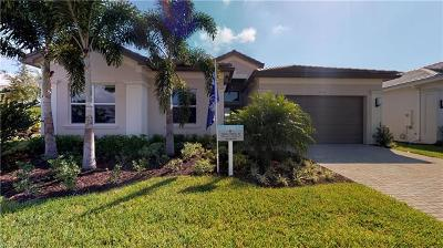 Bonita Springs Single Family Home For Sale: 28507 Wharton Dr