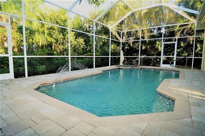 Naples Single Family Home For Sale: 11279 W Longshore Way