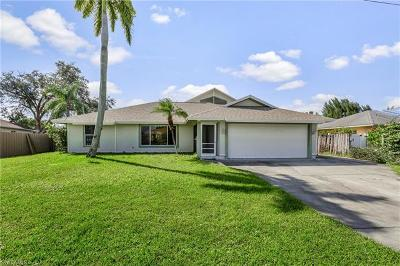 Marco Island, Naples Single Family Home For Sale: 3185 SW 43rd St