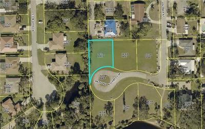 Bonita Springs Residential Lots & Land For Sale: 10001 Anthony Michael Cir