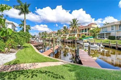Marco Island, Naples Condo/Townhouse For Sale: 1445 Blue Point Ave #1445