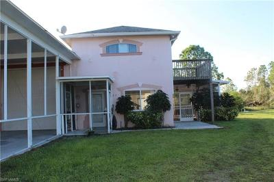 Golden Gate Estates Single Family Home For Sale: 245 NW 35th Ave