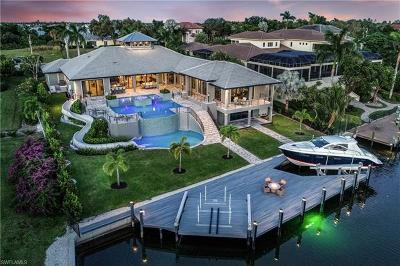Marco Island Single Family Home For Sale: 1615 Ludlow Rd