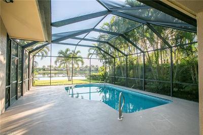 Naples Single Family Home For Sale: 2034 Terrazzo Ln