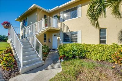 Naples FL Condo/Townhouse For Sale: $209,000
