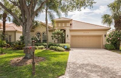 Estero Single Family Home For Sale: 23180 Oakglen Ln
