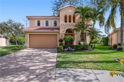 Single Family Home For Sale: 5766 Lago Villaggio Way