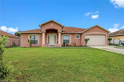 Cape Coral Single Family Home For Sale: 1122 NE 11th St