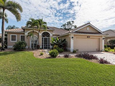 Naples Single Family Home For Sale: 7698 Naples Heritage Dr