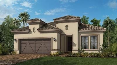 Single Family Home For Sale: 9614 Campanile Cir