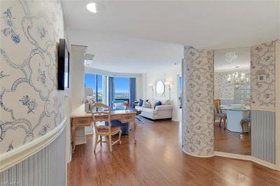 Condo/Townhouse For Sale: 4751 N Gulf Shore Blvd #1802