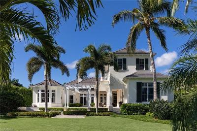 Marco Island, Naples Single Family Home For Sale: 1203 Spyglass Ln