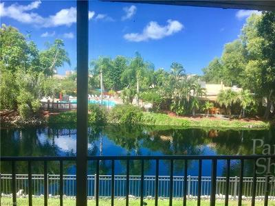 Naples FL Condo/Townhouse For Sale: $215,000
