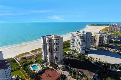 Royal Seafarer Condo/Townhouse For Sale: 300 S Collier Blvd #1203