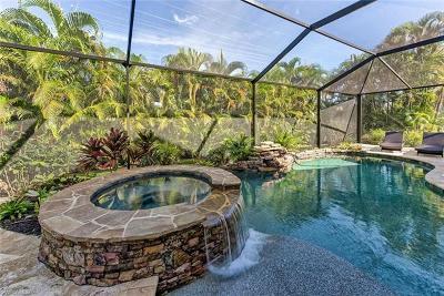Naples Single Family Home For Sale: 8050 Vera Cruz Way