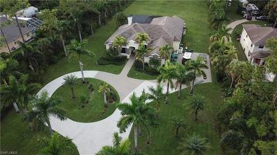 Golden Gate Estates Single Family Home For Sale: 4231 Pine Ridge Rd