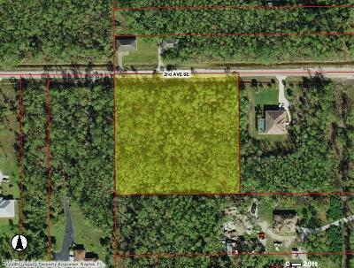 Naples Residential Lots & Land For Sale: SE 2nd Ave