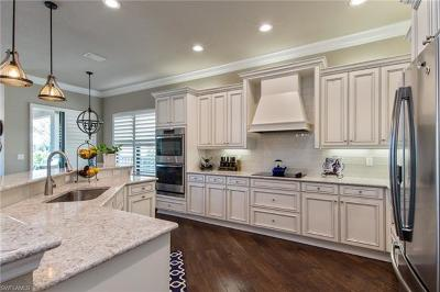 Naples Single Family Home For Sale: 2767 Cinnamon Bay Cir