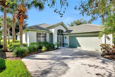 Fort Myers Single Family Home For Sale: 10962 Callaway Greens Ct