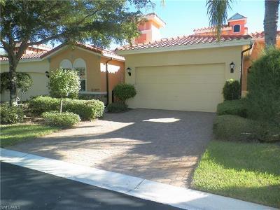 Estero Single Family Home For Sale: 22197 Ponte Romano Ln