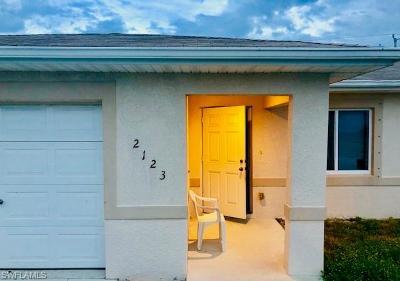 Cape Coral Multi Family Home For Sale: 2121 Andalusia Blvd