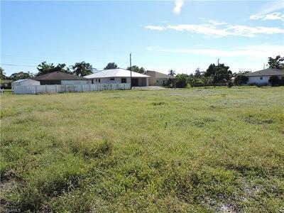 Bonita Springs Residential Lots & Land For Sale: Xx 2nd Street