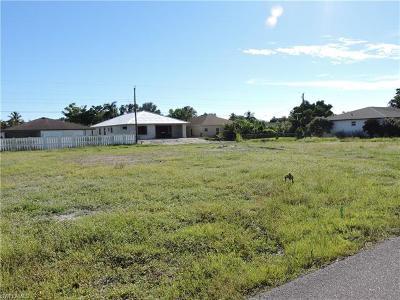 Bonita Springs Residential Lots & Land For Sale: 18x 2nd Street