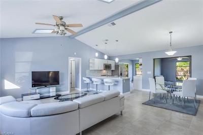 Fort Myers Single Family Home For Sale: 17278 Capri Dr
