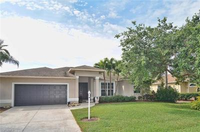 Fort Myers Single Family Home For Sale: 19497 Devonwood Cir