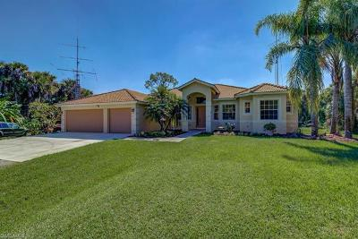 Golden Gate Estates Single Family Home For Sale: 370 NW 12th Ave