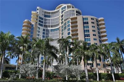 Condo/Townhouse For Sale: 4501 N Gulf Shore Blvd #601