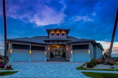 Marco Island Single Family Home For Sale: 1590 Jamaica Ct