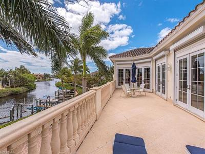 Bonita Springs Single Family Home For Sale: 27710 Marina Isle Ct