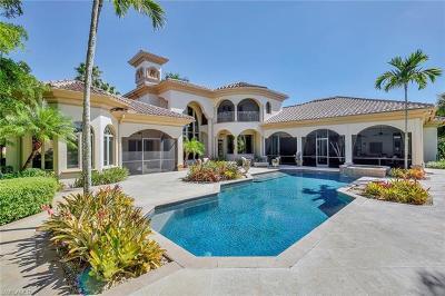 Bonita Springs Single Family Home For Sale: 23841 Tuscany Way