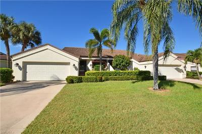 Fort Myers Single Family Home For Sale: 6081 Forest Villas Cir