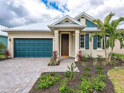 Naples Single Family Home For Sale: 14560 Topsail Dr