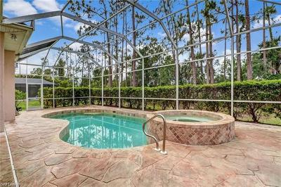 Naples Single Family Home For Sale: 5801 Waxmyrtle Way