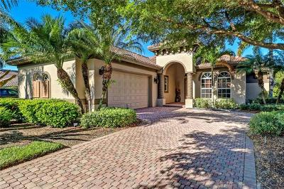 Fort Myers Single Family Home For Sale: 12530 Villagio Way