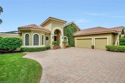 Fort Myers Single Family Home For Sale: 12800 Terabella Way