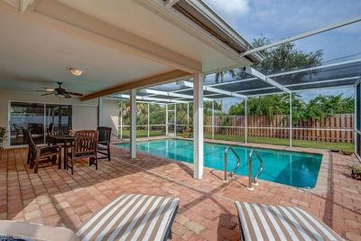 Naples Single Family Home For Sale: 128 Flame Vine Dr