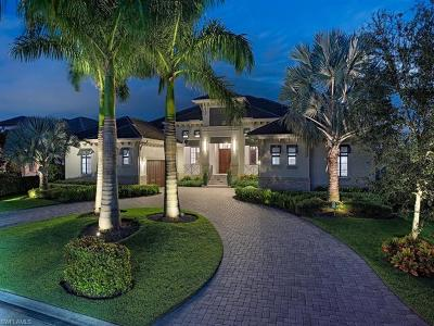 Bonita Springs Single Family Home For Sale: 26191 Woodlyn Dr