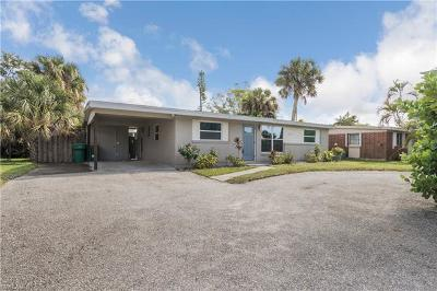 Naples Single Family Home For Sale: 1343 Brookside Dr