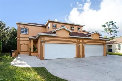 Bonita Springs Multi Family Home For Sale: 8521 Tamara Ct